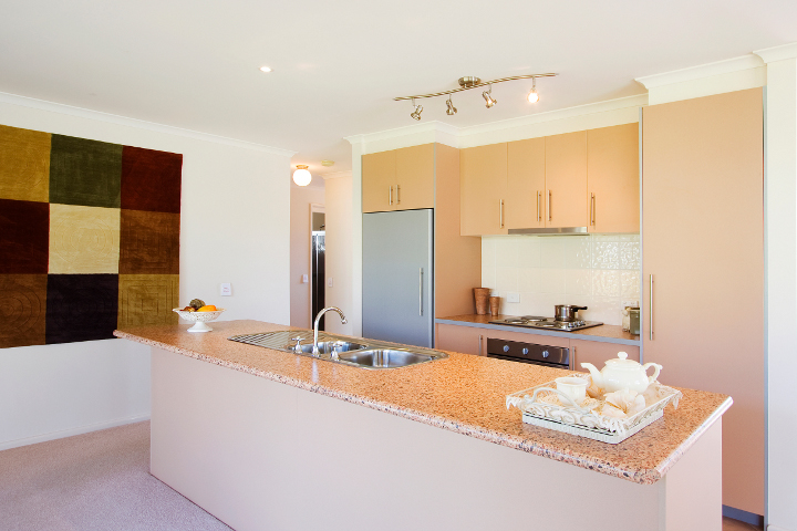 Granny Flat Display Home Melbourne - Delandra Kitchen