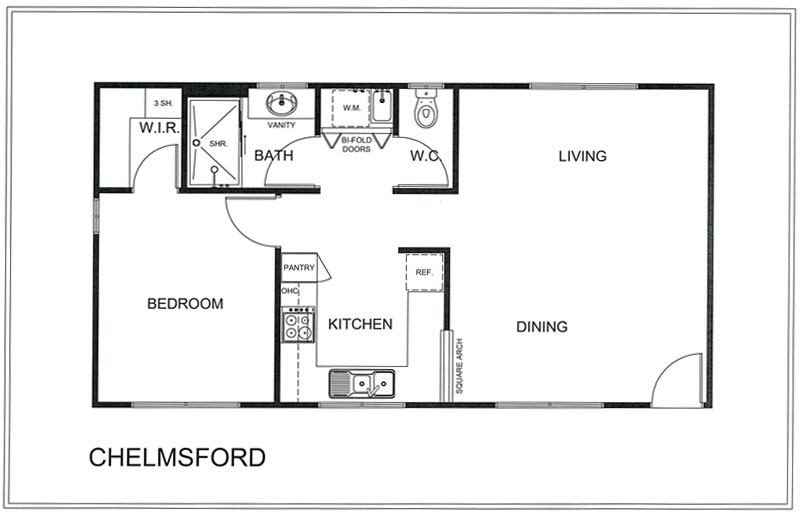 Chelsea Additional Plans - CHELMSFORD