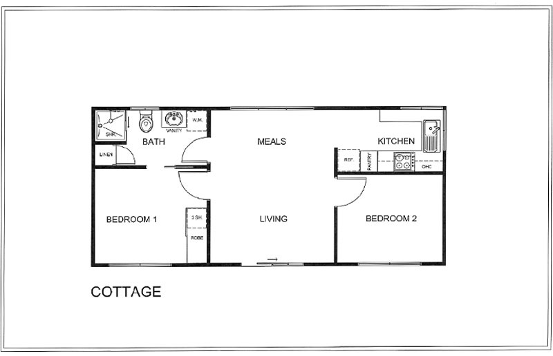 Chelsea Additional Plans - COTTAGE
