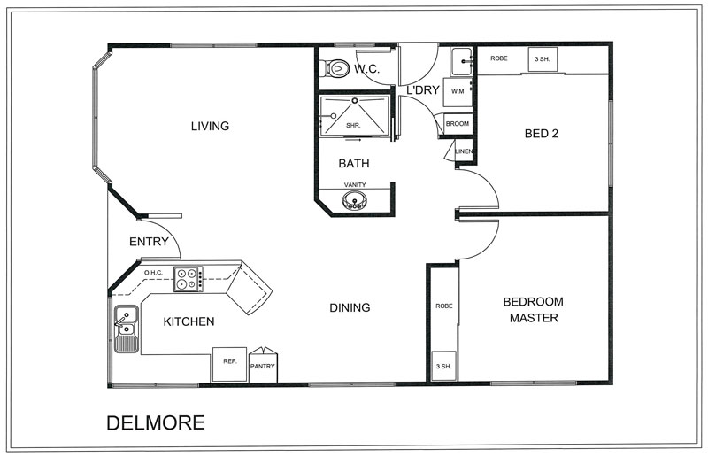 Delandra Additional Plans - DELMORE