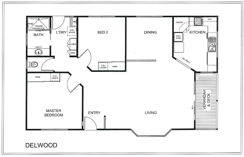 Delandra Additional Plans - DELWOOD