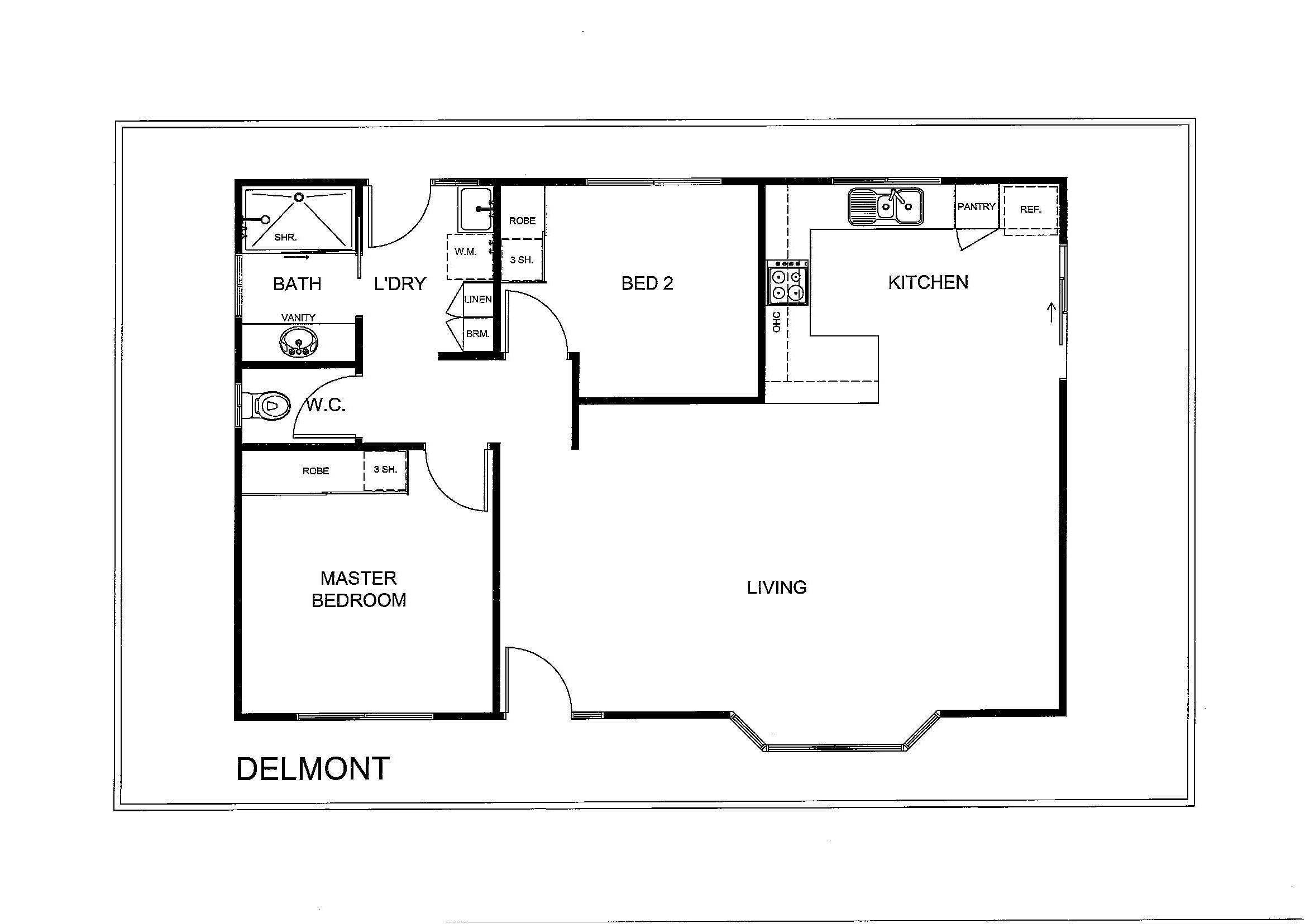 Delandra Additional Plans - DELMONT