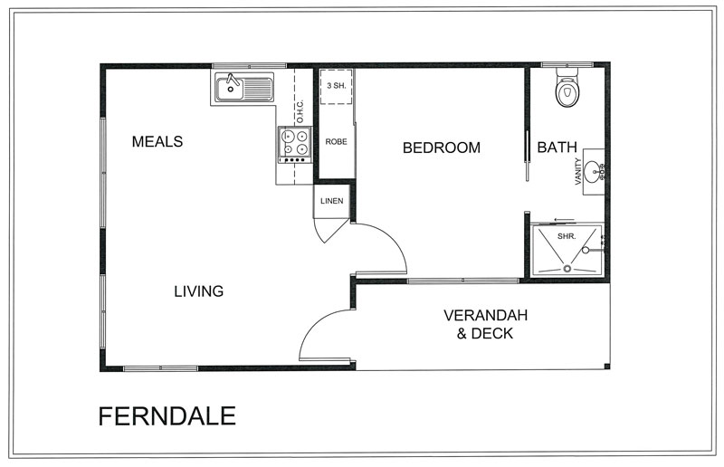 Fernlea Additional Plans - FERNDALE