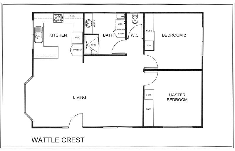 Wattle Additional Plans - WATTLE CREST