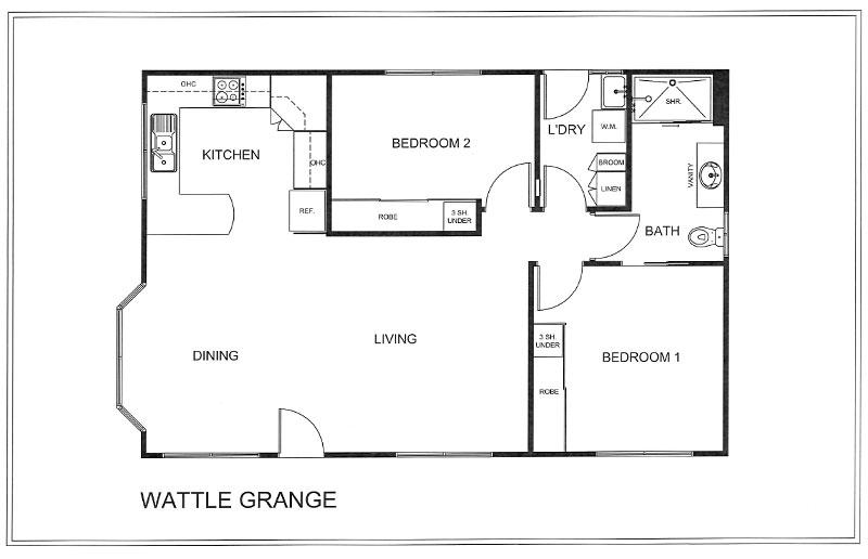 Wattle Additional Plans - WATTLE GRANGE