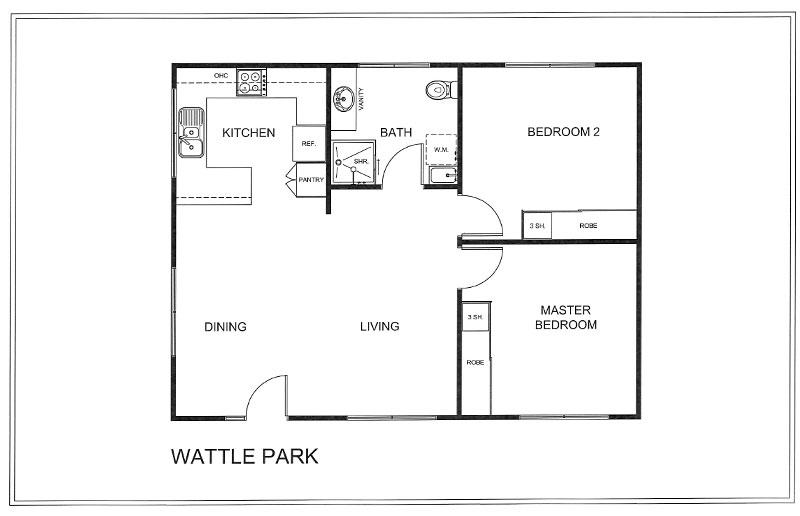 Wattle Additional Plans - WATTLE PARK