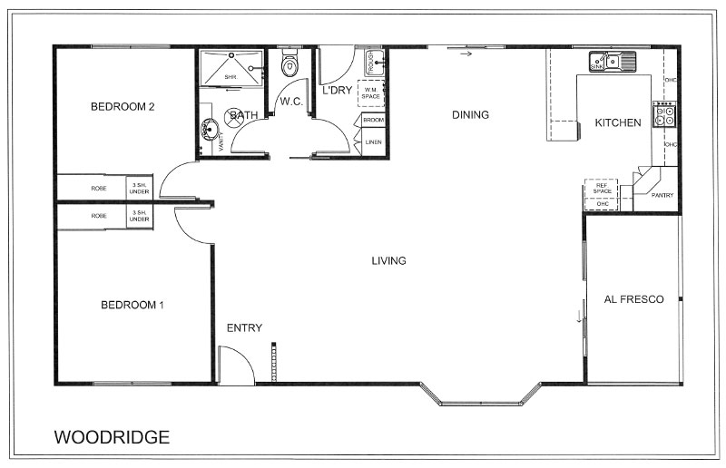 Woodgrove Additional Plans - WOODRIDGE