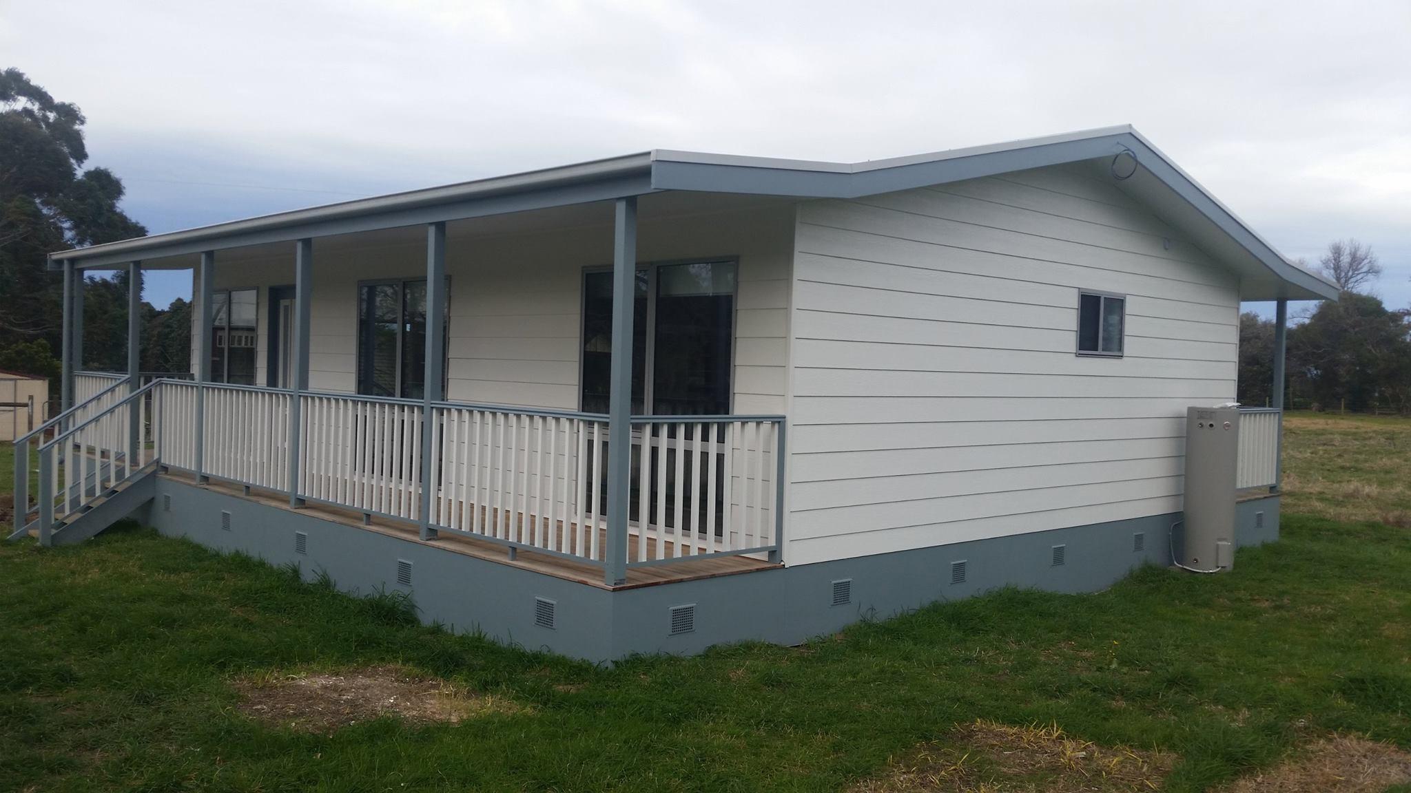 Premier Homes and Granny Flats - New Semi-Rural Granny Flat Victoria, Outside