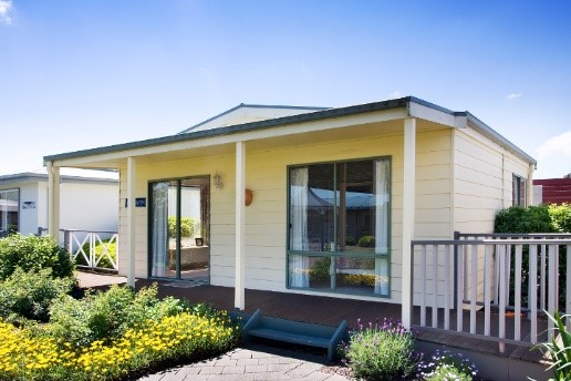 Caretakers Cottage - Premier Granny Flats