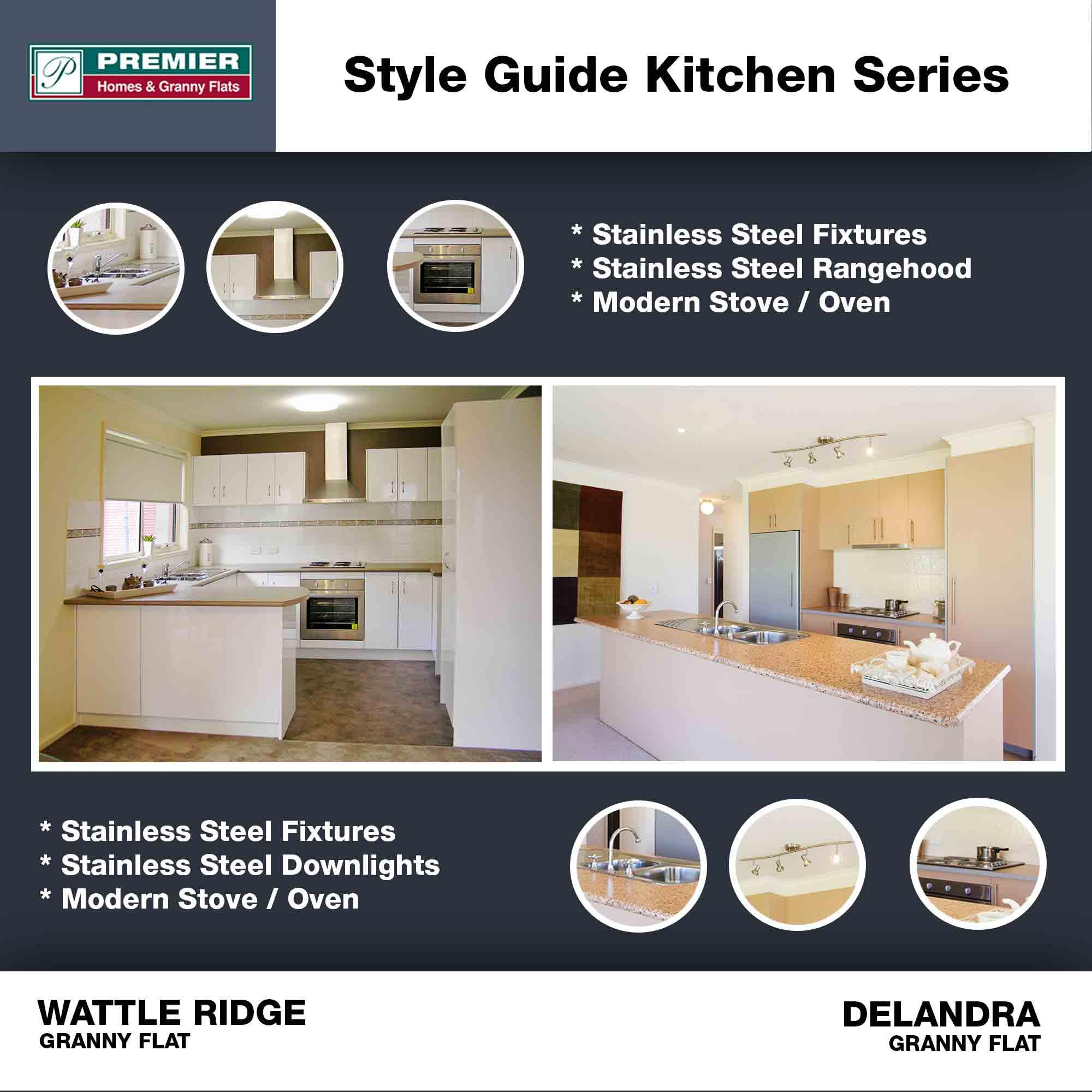 Premier Homes Kitchens