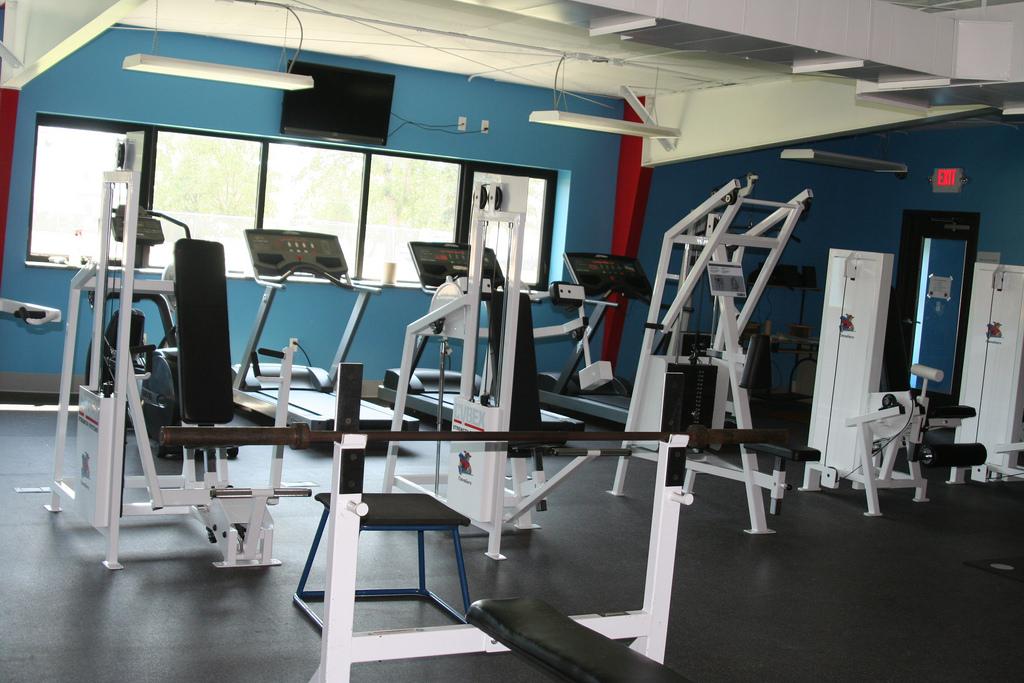 Granny Flat Home Gym