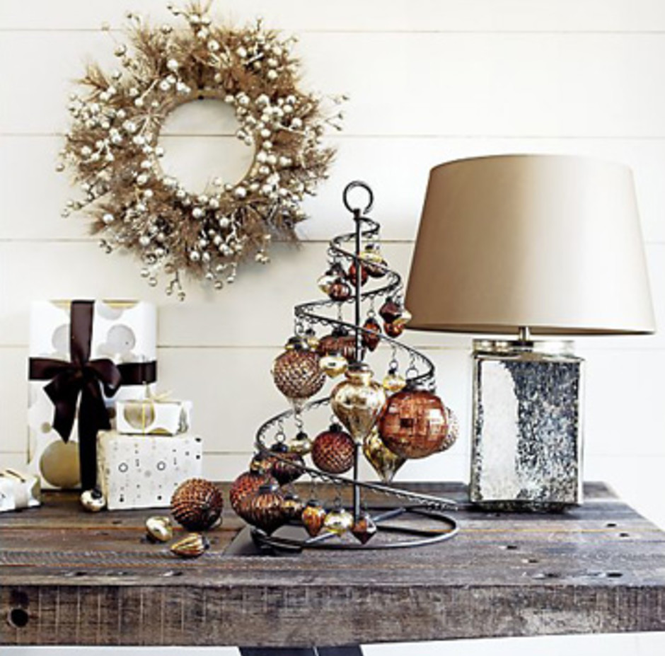 Christmas Decorating for Smaller Living Areas
