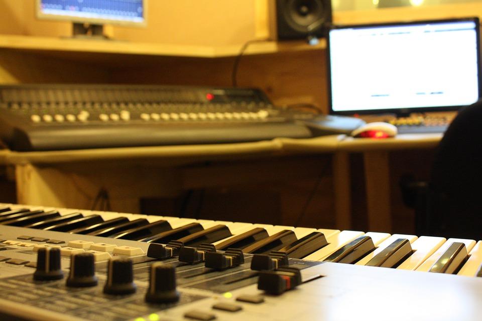 Backyard Music Studio