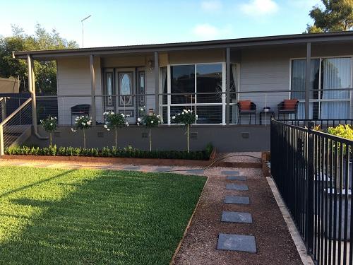 Granny Flat Garden - Doreen