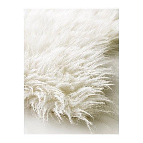 Premier Homes - Winter Colour Trends - White Tejn Ikea Rug