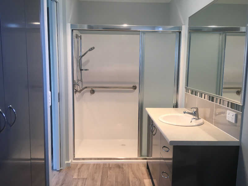 Granny Flat Bathroom