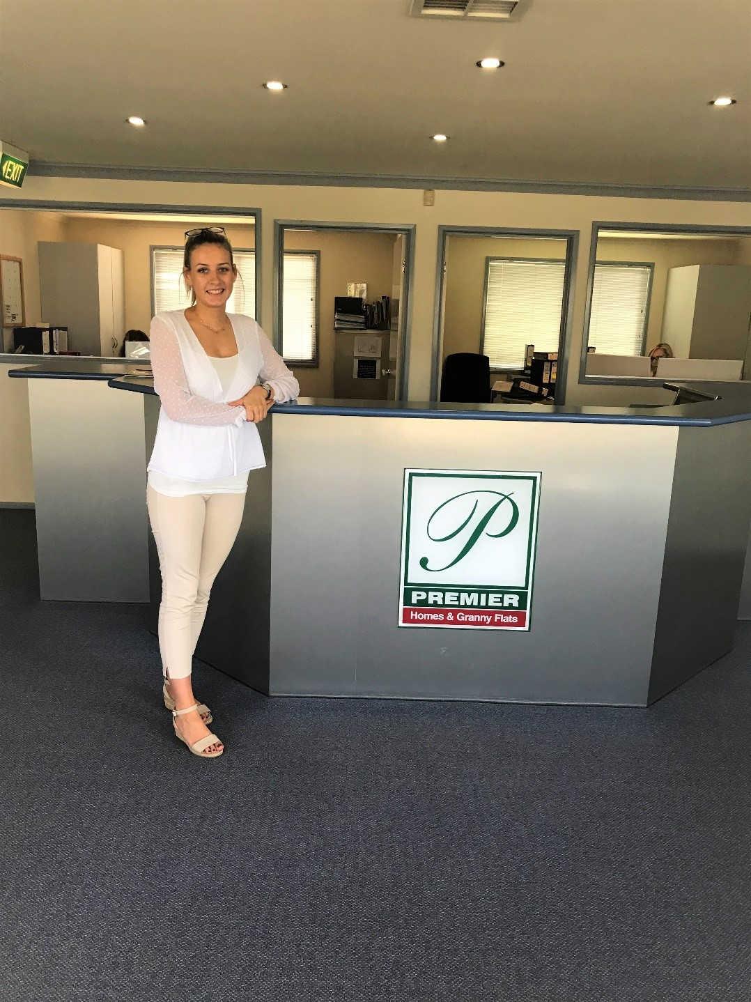 Premier Homes Receptionist
