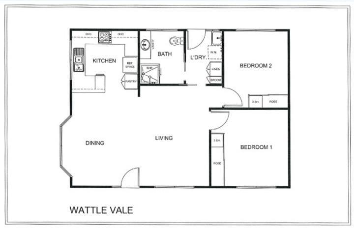 Wattle Additional Plans - WATTLE VALE