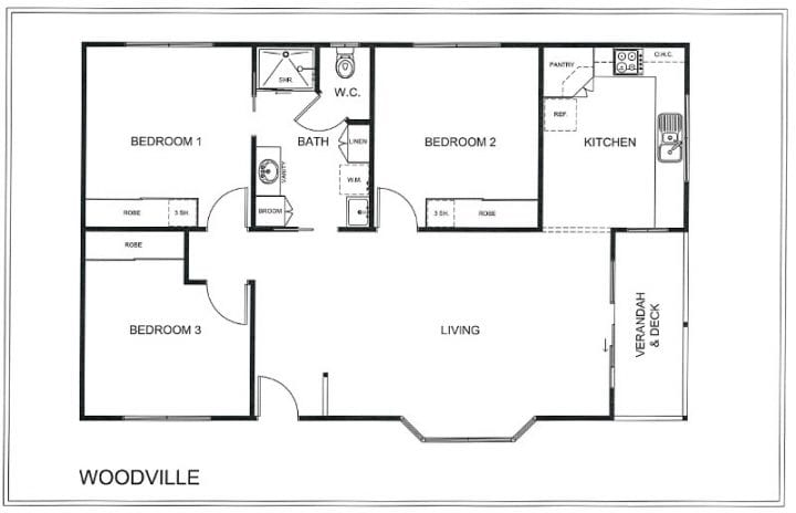 Woodgrove Additional Plans - WOODVILLE