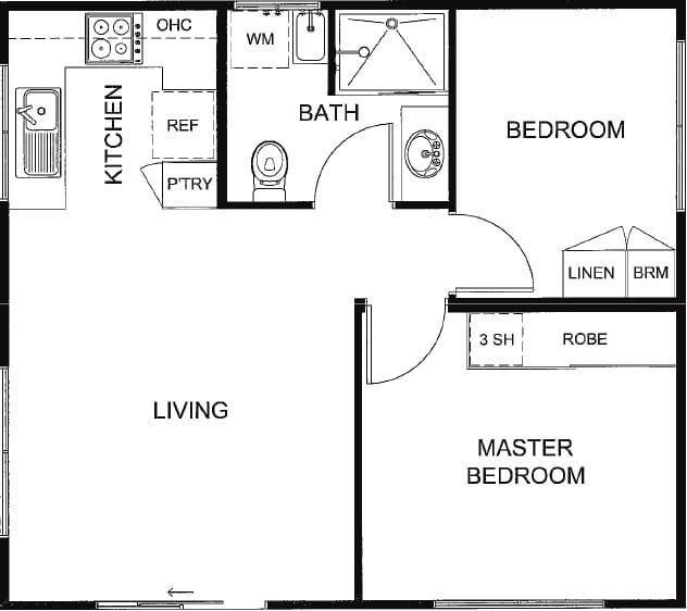 Premier Homes - Fairhaven Floorplan