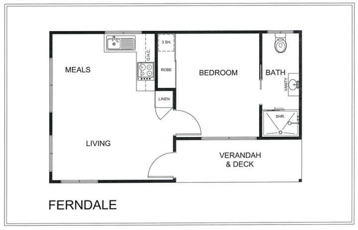 Fernlea Additional Plans - FERNDALE