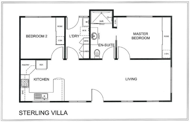 Sterling Additional Plans - STERLING VILLA